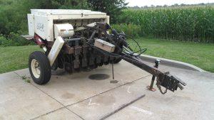 Truax FLEX II Drill